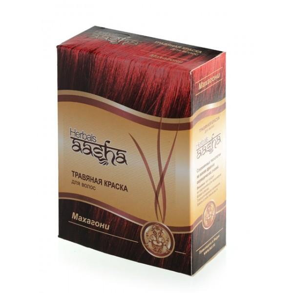 Aasha herbals травяная краска для волос