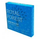 Royal Forest. ROYAL FOREST CAROB MILK BAR (ягоды годжи и изюм), 75 гр.