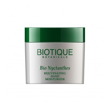 Biotique. Крем для рук Био Никтантес Bio Nyctanthes 50 гр.